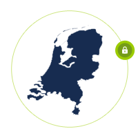 kaart nederland lock privacy